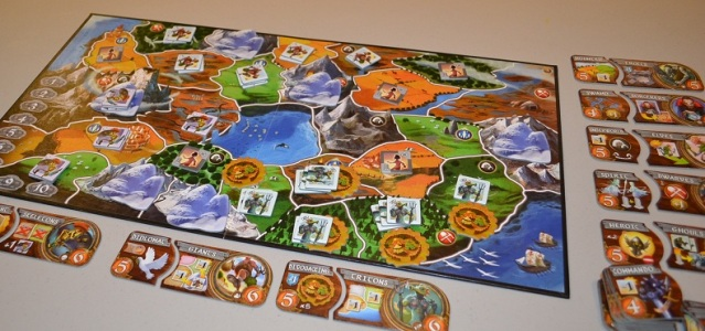 Smallworld-board