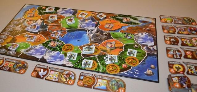 Smallworld-board